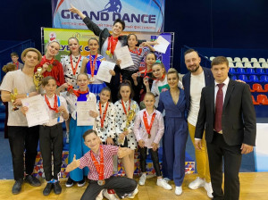 «Grand Dance»: гранд финал
